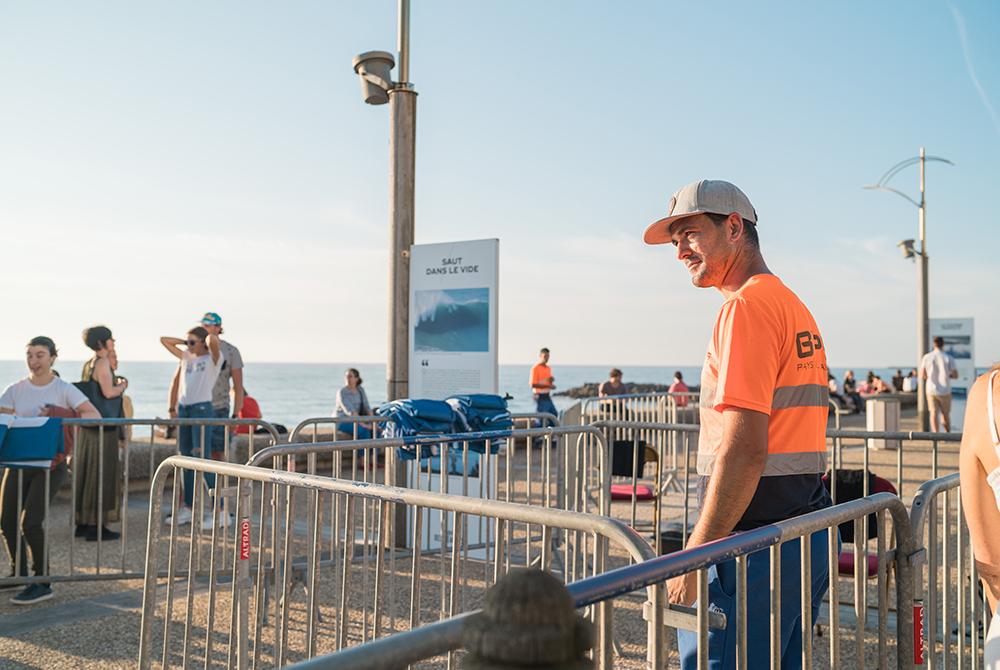 Anglet Surf Avenue : Esplanade des gascons à Anglet